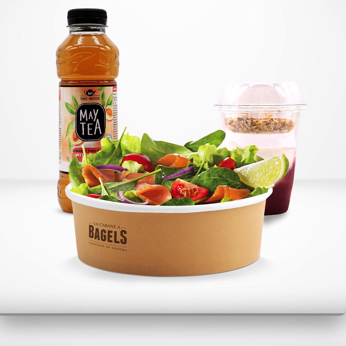 Salades et Formules